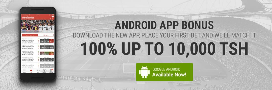 Meridianbet App for iOS