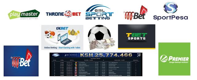 Sports Betting sites in Tanzania